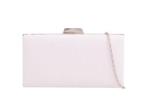 Ladies Faux Suede Box Clutch Bag Compact Evening Bag Animal Box Handbag KTL2421
