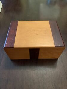 Colibri of London Wood Gift Box