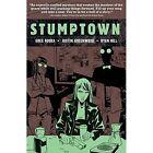 Stumptown Volume 4: The Case of a Cup of Joe by Greg Rucka (Hardback, 2017)