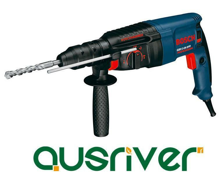 BOSCH GBH2-26 DFR Rotary Hammer Professional Impact Power Drill with SDS+holder