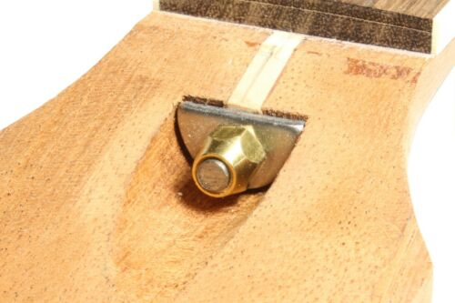 Qty 10 Barbed half moon truss rod washer for some historic /& vintage guitars
