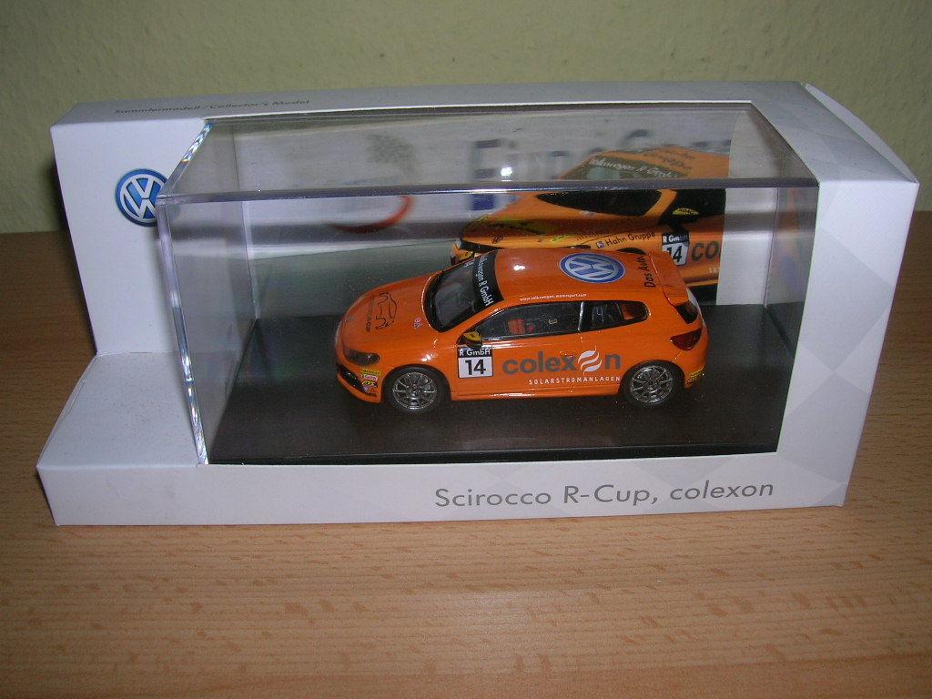 Spark VW Scirocco R-Cup, colexon 1 1 1 43  14 bdc918