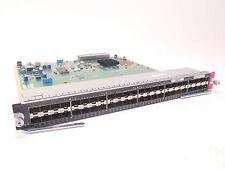 Cisco WS-X6148-FE-SFP V03 48-Port Plug-in interface module