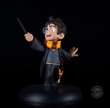 HARRY'S FIRST SPELL harry potter / daniel radcliffe Quantum Mechanix 10cm Figure