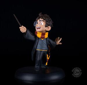 Q Fig Harry's First Spell Harry Potter QMX Quantum Mechanix 10 cm Figure en stock  </span>