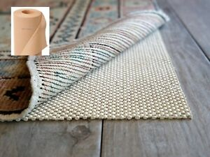 Rug Carpet Anti Slip Rubber Grip Fabric Material Non Slide