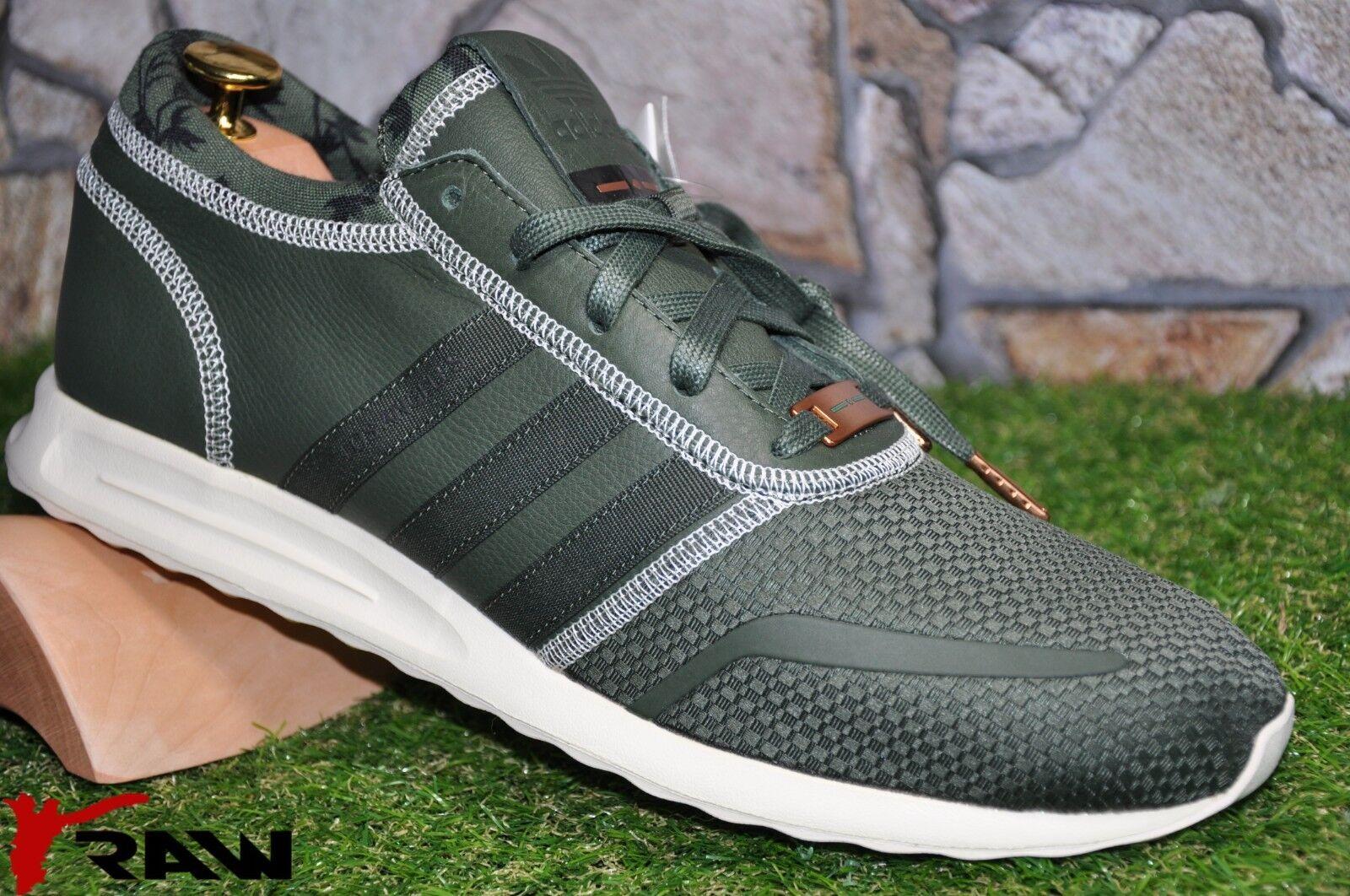 more photos 438c4 66de1 ADIDAS Taglia EU 47 Originals Originals Originals Los Angeles verde uomo nuove  scarpe da ginnastica uomo nuovo con scatola 1a3665