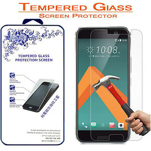 For-HTC-One-M10-10-Premium-HD-Tempered-Glass-Screen-Protector-Film