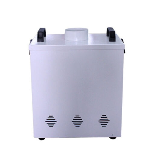 Pure Air Fume Extractor 180m³//h Smoke Purifier For CNC Laser Engraving Machine
