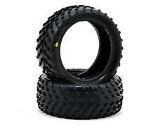 Schumacher SST Rally 24/25 yellow tyres & foam inserts U6627 x 2 & U6629 x 2