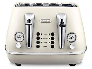 DeLonghi-CTI4003W-Distinta-4-Slice-Toaster-Pure-White