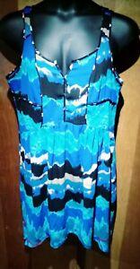 I-Heart-Ronson-Multi-Color-Watercolor-Print-Asymmetrical-Hem-Sleeveless-Dress-14