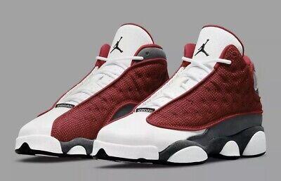 Nike Air Jordan 13 Retro Gym Red Flint Grey Size 4-14 DJ5982-600 IN HAND  | eBay