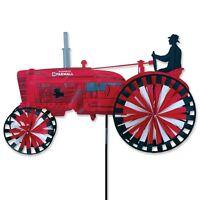 Premier Kites & Designs Windspinner International Harvester Tractor PMR25985 Garden