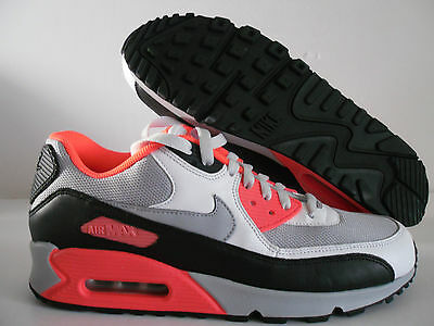 Nike Air Max 90 Mens – Air Max 90 ID BlackInfrared
