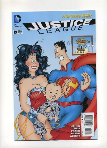 JUSTICE LEAGUE #19 1:10 MAD INCENTIVE VARIANT COVER