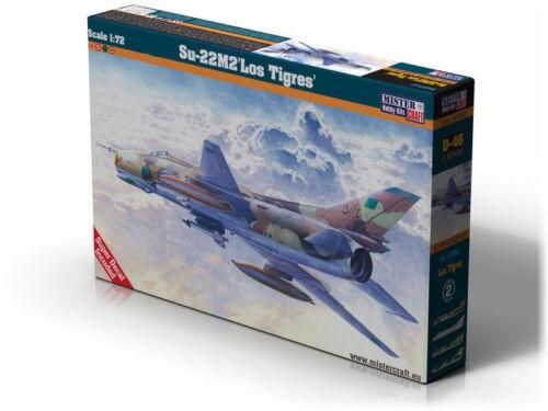 Neu Mistercraft D-46-1:72 Su-20M2 Los Tigres
