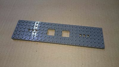 LEGO Train Parts Carriage Or Engine 6x24 White Base Plate Spare Number 92088 NEW