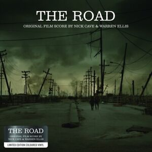 THE-ROAD-LIMITED-COLOURED-VINYL-OST-CAVE-NICK-amp-ELLIS-WARREN-VINYL-LP-NEW