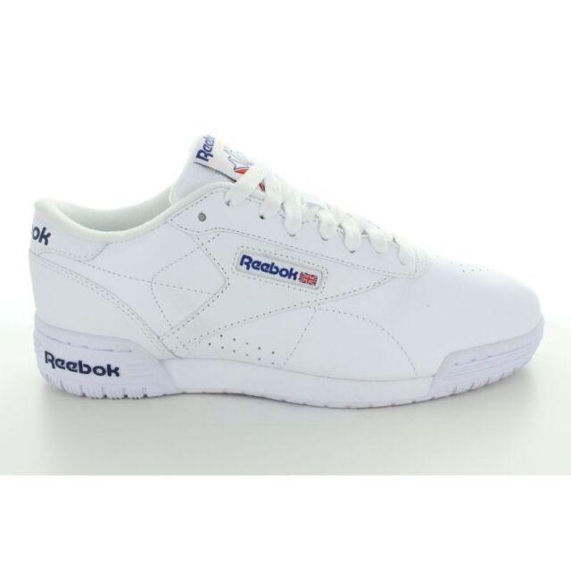 Chaussures Femmes Sneakers Reebok Exofit Lo Clean Ar3169 eu 43