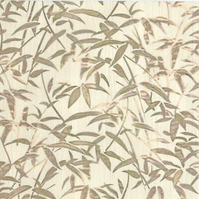 Designer Plum /& Gold Damask,With Calligraphy Heavyweight Blown Vinyl Wallpaper