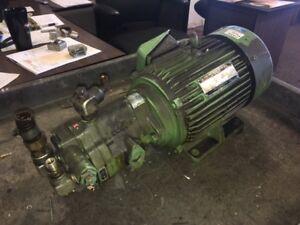 s l300 vickers hydraulic pump pvb6 rsy20 cm 11 ja s28 w 3 hp tokyo ac
