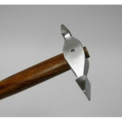65mm TH2205 Tru Strike Jewellers Designer Hammer with Small Embossing Heads