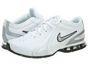 NIB Men's Nike Reax 3 TR III SL Running Training Shoes Torch 333765 White