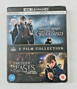 Details about Fantastic Beasts 2-Film Collection 2018 4K Ultra HD [Blu-ray  Region Free]