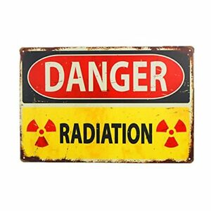 Danger-Sign-Danger-Radiation-Allied-Military-Metal-Tin-Sign-8-034-x-12-034
