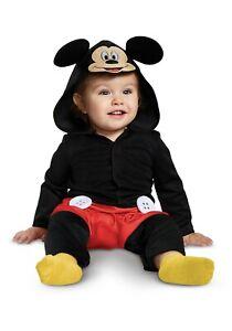 infant toddler disney mickey mouse costume ebay ebay