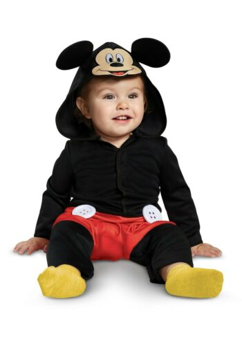 Infant Toddler Disney Mickey Mouse Costume