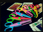 children colorful handmade DIY safe Paper Punches pattern scissor W97-W102