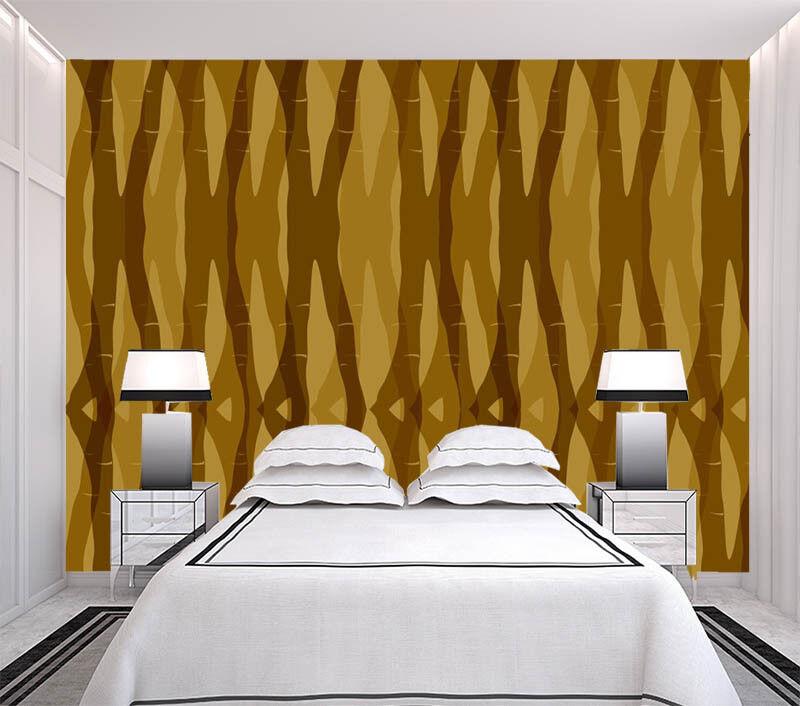 Simple Fringe 3D Full Wall Mural Photo Wallpaper Printing Home Kids Decoration