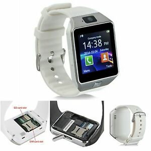 Bluetooth SMART - WATCH HANDY Armband Uhr Android Iphone iOS ( BRAUN ) - Deutschland - Bluetooth SMART - WATCH HANDY Armband Uhr Android Iphone iOS ( BRAUN ) - Deutschland