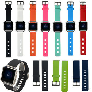 watch-replacement-silicone-strap-soft-Fitbit-Blaze