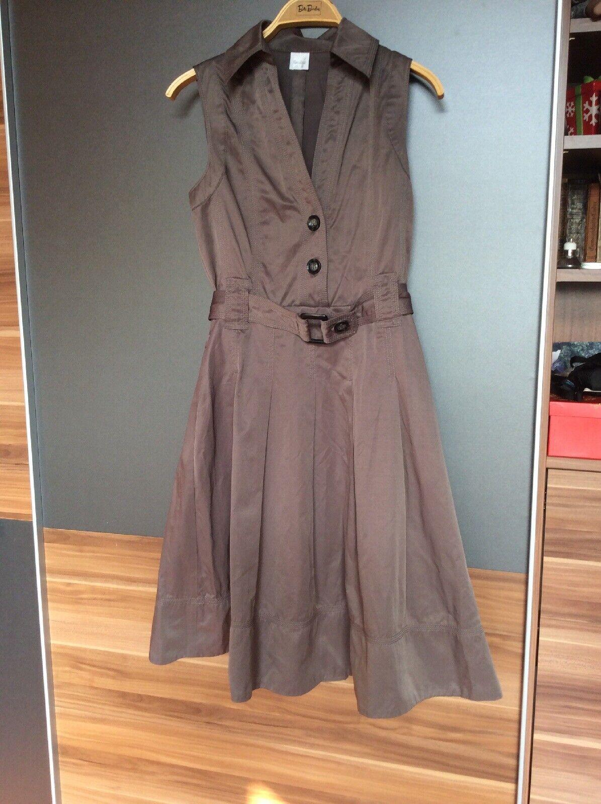 Kleid Camaieu. Gr 36. Farbe taupe