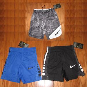 a994ec85347f NIKE Dri-FIT BASKETBALL Shorts BOYS SIZE 2T 3T 4T 4 5 6 7 NWT