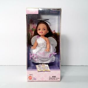 Kelly as the Peacock Princess Doll Barbie Fairy Tale Collection New