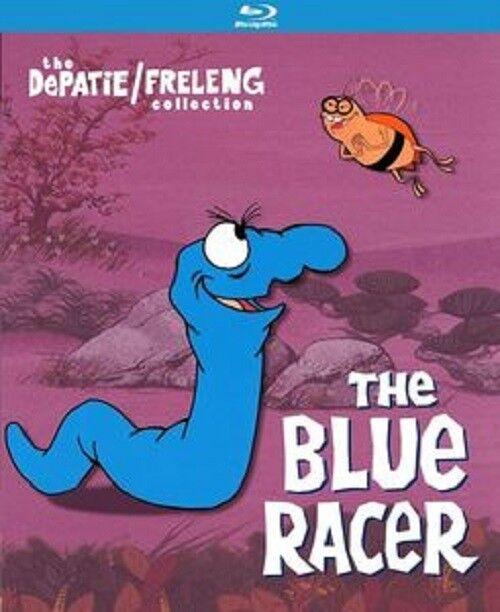 The Blue Racer (Arthur Davis) New Blu-ray Region A