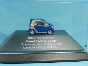 BUSCH-MESSEMODELL-2015-SMART-FOR-TWO-COUPE-1-87