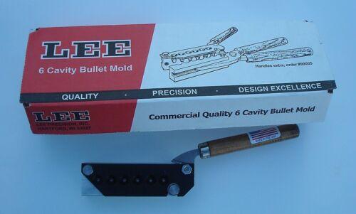 LEE Mold 6 Cavity Mold TL401-175-SWC 175 Grain Bullet 40 S/&W New in Box #90433
