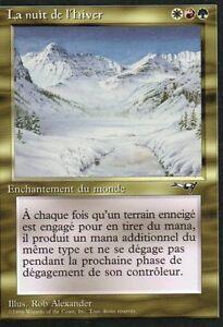 MTG-Magic-Alliances-La-nuit-de-l-039-Hiver-Rare-VF