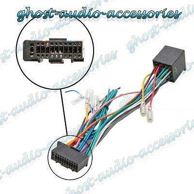 Cable adaptador conector ISO para Autorradio KENWOOD 14/ pines