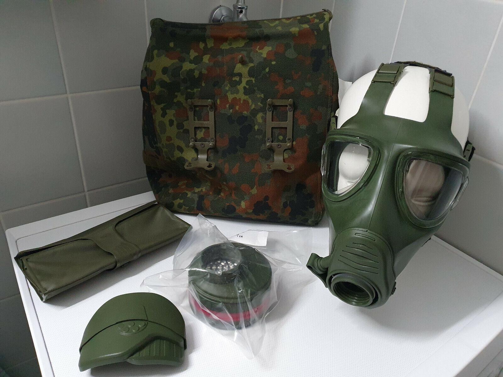 Bild 1 - Bundeswehr ABC Schutzmaske M 2000