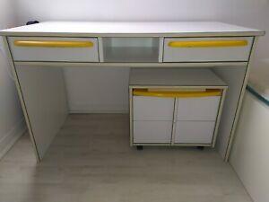 Bureau Gautier blanc