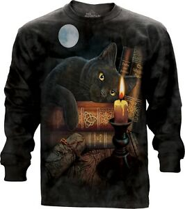 Top The Hour Longsleeve Adult Unisex Witching Mountain 11vpSqgX