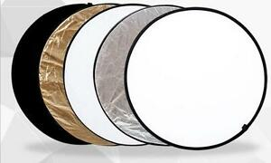 5-EN-1-Reflectores-Plegable-110cm-de-diametro-Para-Canon-PowerShot-SX700-HS