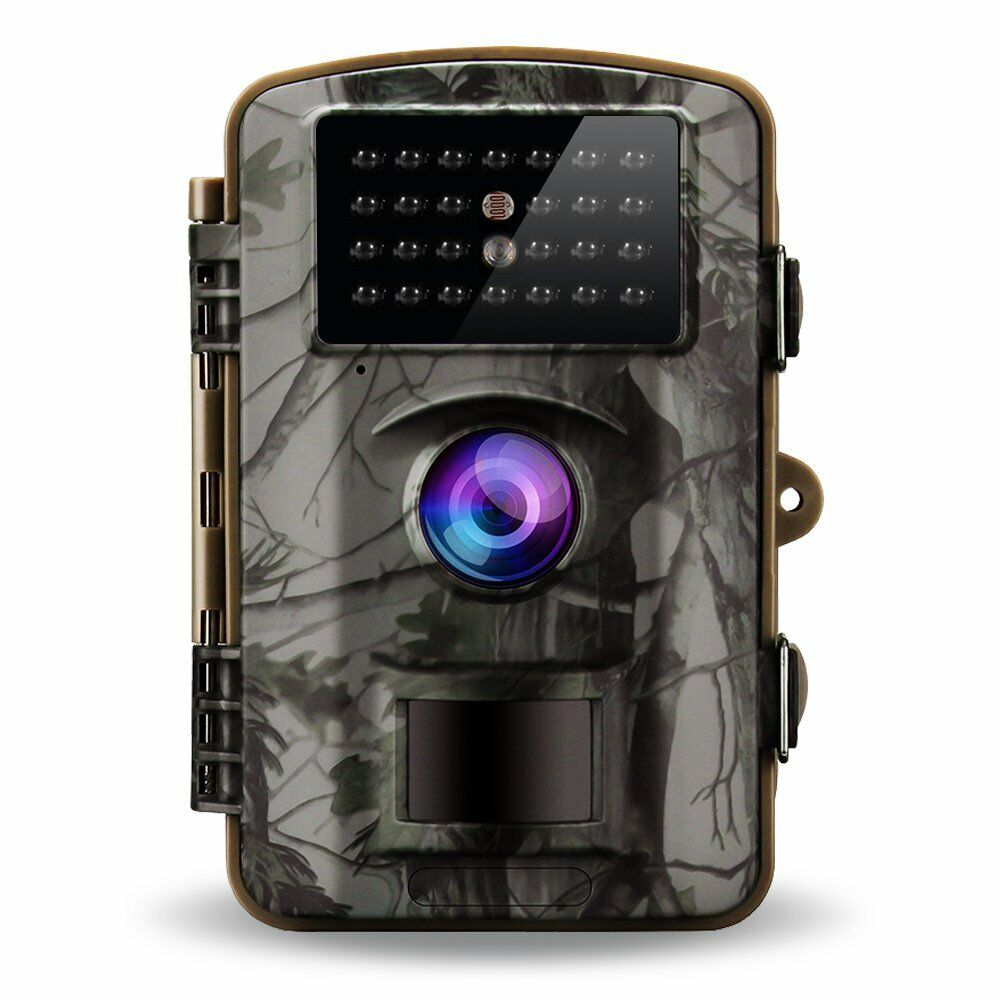 Gosira Game Camera 0.4s Trigger 940nm Updated IR LED Night Vision 20M 65FT Trail