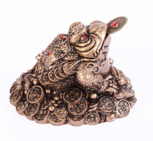 Big-Brass-Tone-Feng-Shui-Oriental-Chinese-Wealth-Lucky-Money-Coin-Frog-Toad